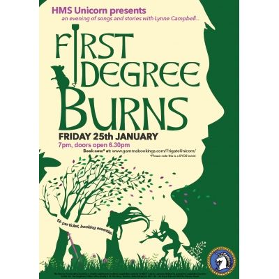 Burns Night: First Degree Burns Image