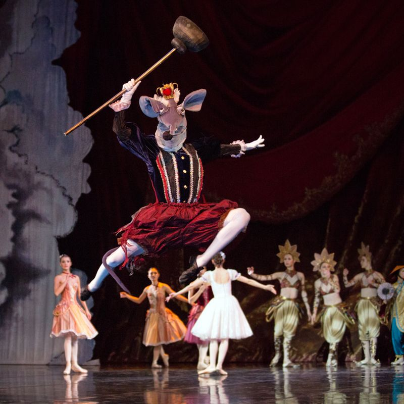 The Nutcracker - A Lavish Ballet of Festive Season Image