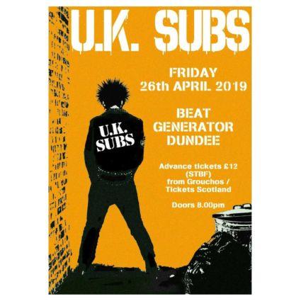 UK Subs Image