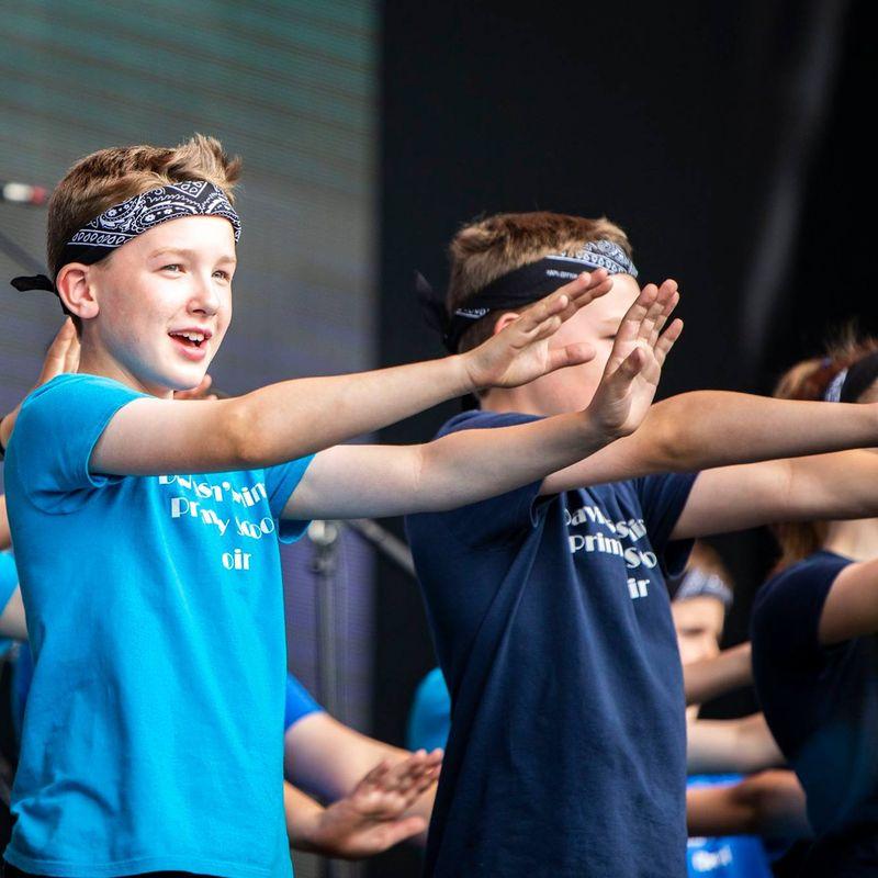 Dundee Primary School Glee Challenge Sectionals Image