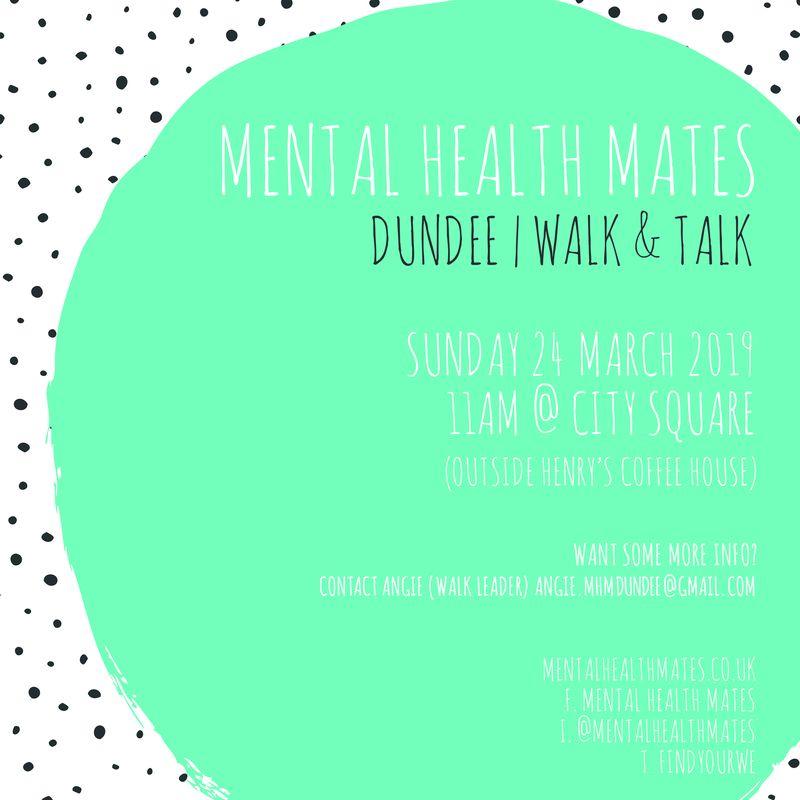 Mental Health Mates - Dundee Walk and Talk Image