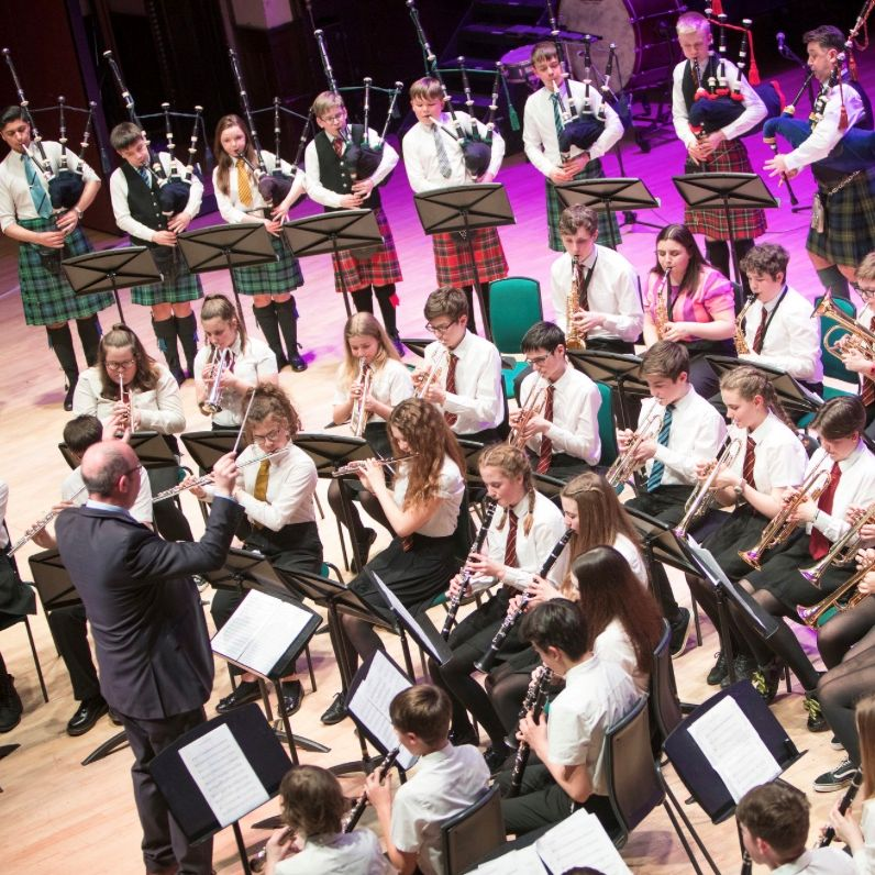 Dundee Schools Annual Spring Concerts  Image