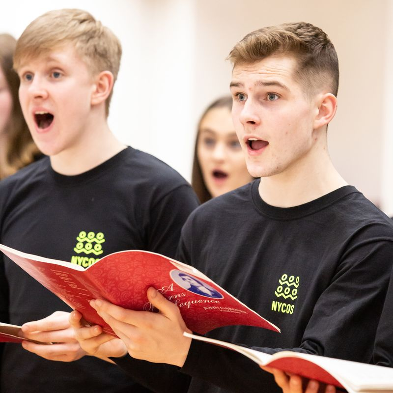 NYCOS Dundee Choir Summer Concert Image