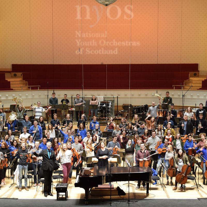 NYOS Symphony Orchestra - Summer Tour Image