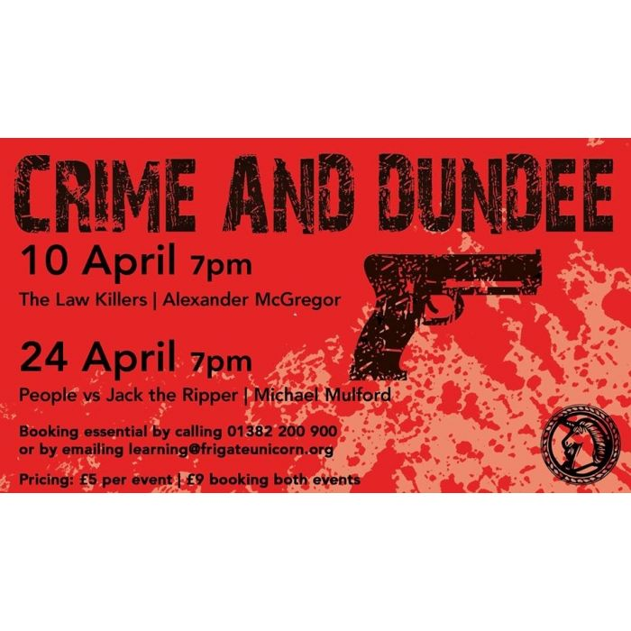 Crime and Dundee - People vs Jack The Ripper Image