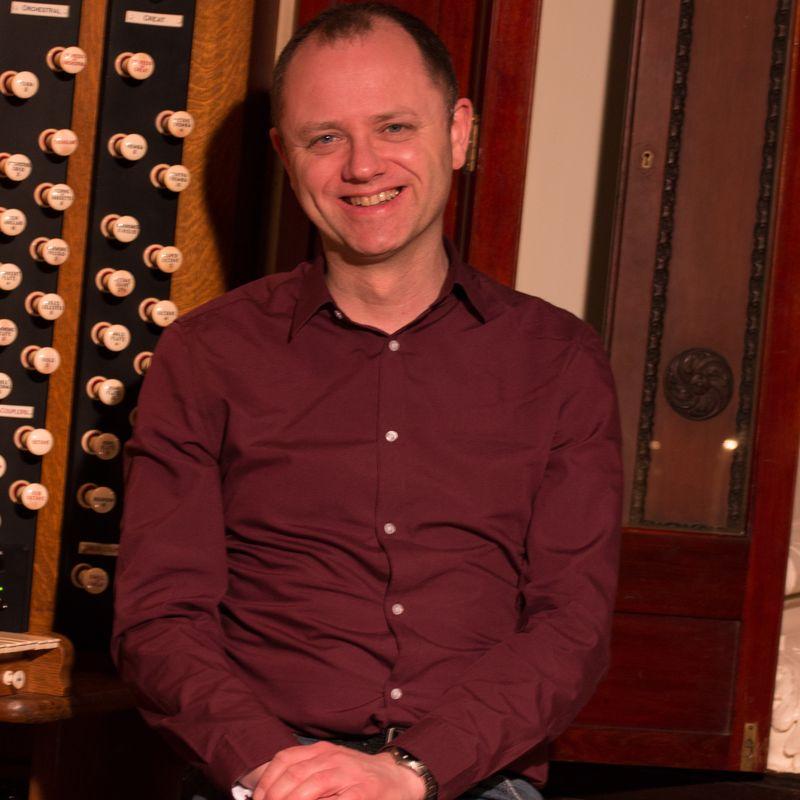 Caird Hall Summer Organ Concerts  - Stuart Muir Image