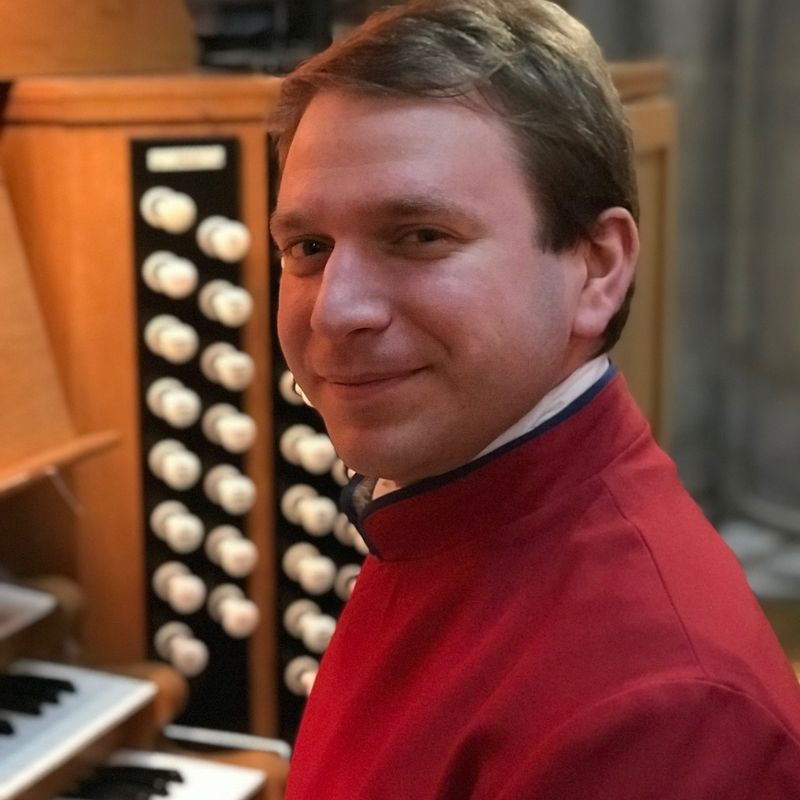 Caird Hall Summer Organ Concerts - Ed Jones   Image