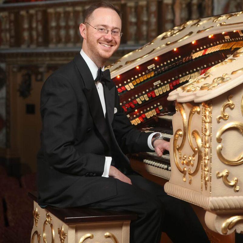 Caird Hall Summer Organ Concerts - Richard Hills  Image