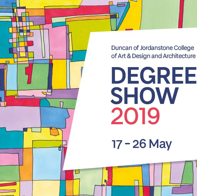 Duncan of Jordanstone College of Art and Design and Architecture and Degree Show 2019 Image