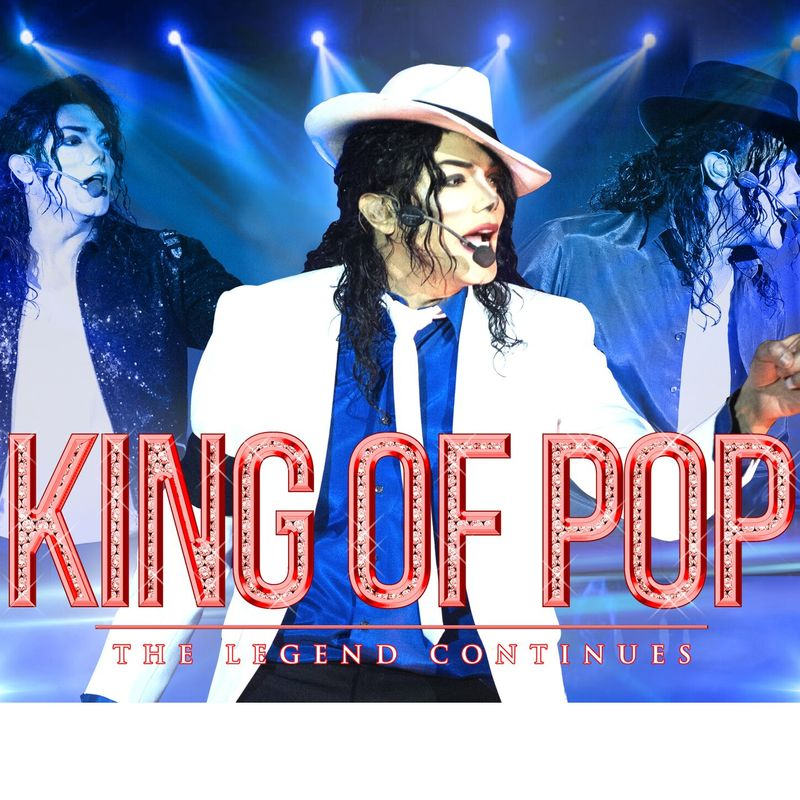 King of Pop Starring Navi Image