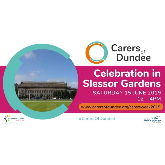 Carers of Dundee Event Image