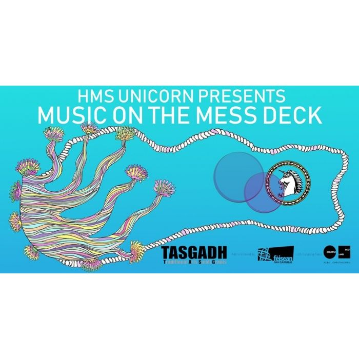 Music on the Mess Deck: Robbie Ward Image