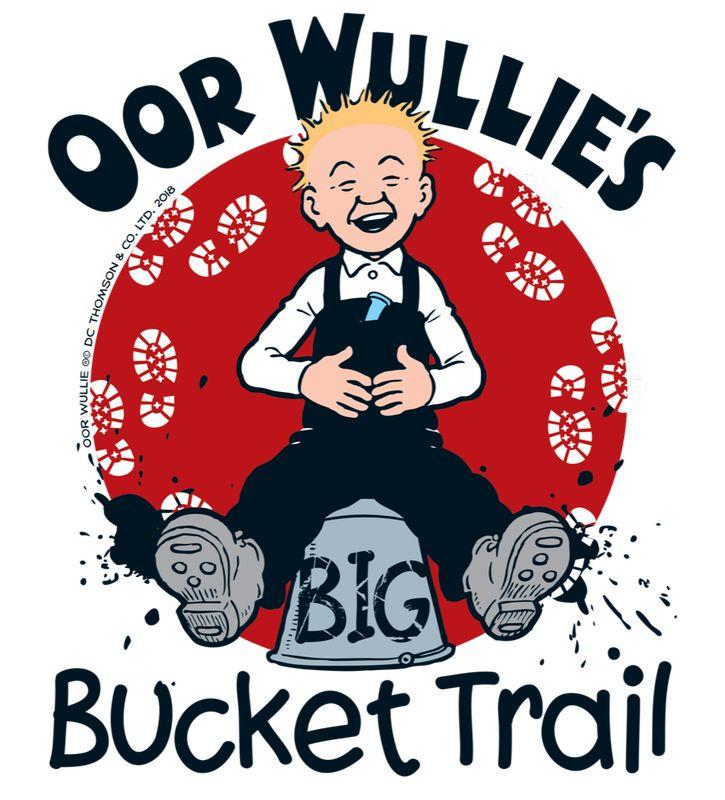 Oor Wullie Big Bucket Trail Family Fun Day Image