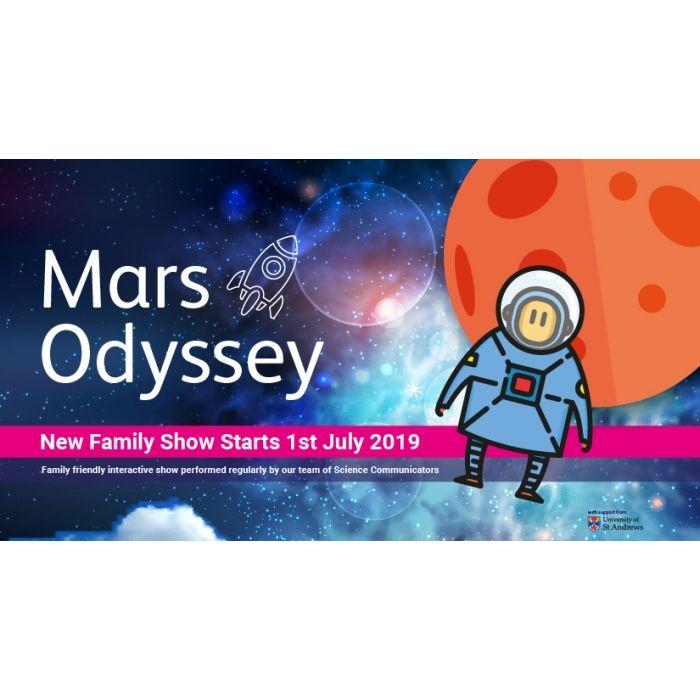 Mars Odyssey Image