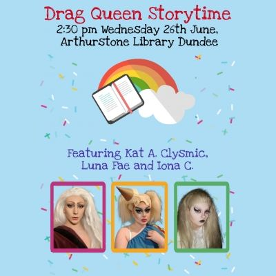 Drag Queen Story Time Image