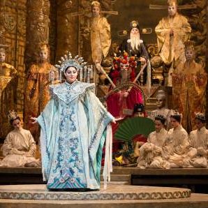 Live from the Met: Turandot Image
