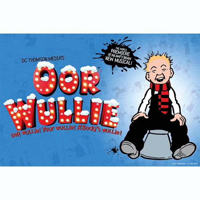 Oor Willie - Christmas 2019 Image