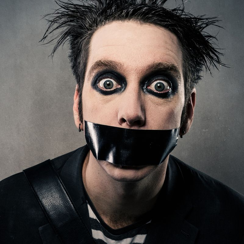 The Tape Face Show Image