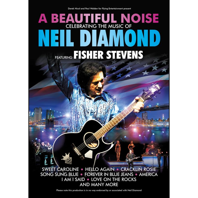 A Beautiful Noise Celebrating the Life and Music of Neil Diamond featuring Fisher Stevens  Image
