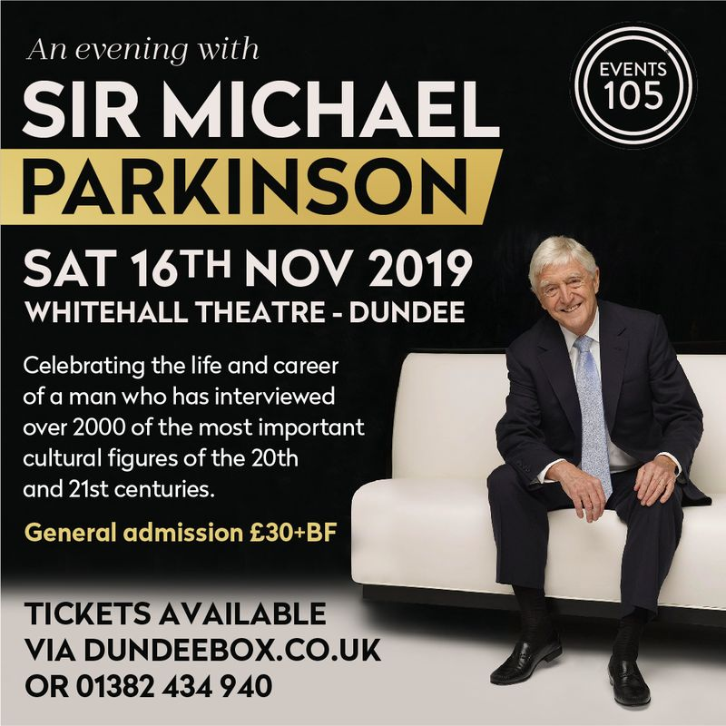 An Evening with Sir Michael Parkinson Image