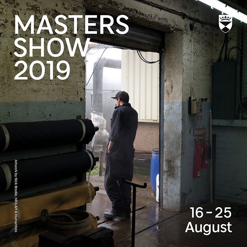 DJCAD Masters Show 2019 Image