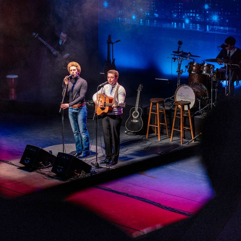 The Simon and Garfunkel Story - 50th Anniversary Tour Image