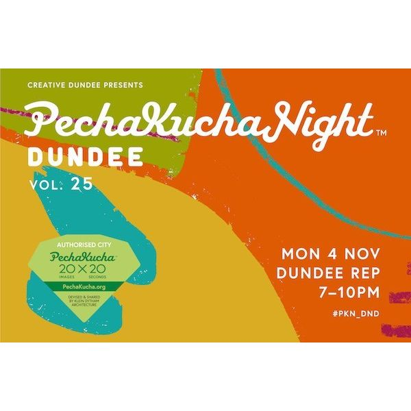 Pecha Kucha Night Dundee Vol.25 Image