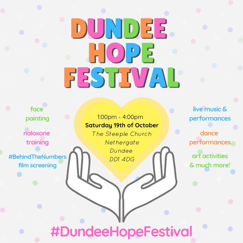 Dundee Hope Festival Image