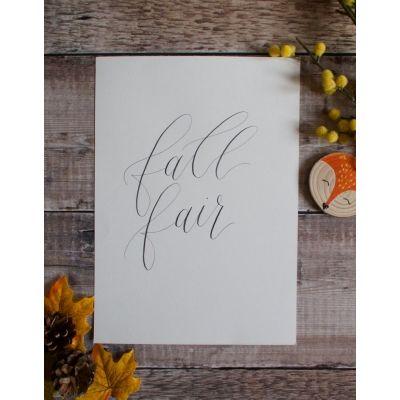 Fall Fair @ Gate Cafe Image