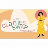 Clothes Swap and Repair Cafe Image