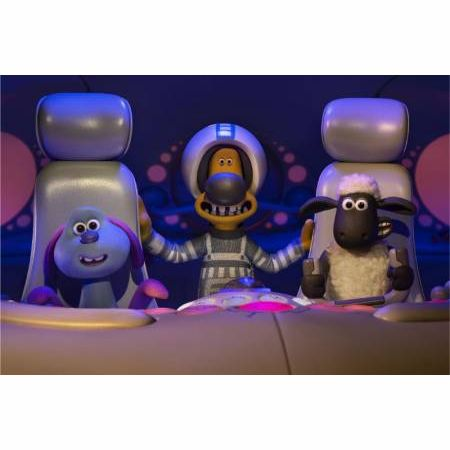 Relaxed: A Shaun the Sheep Movie: Farmageddon Image