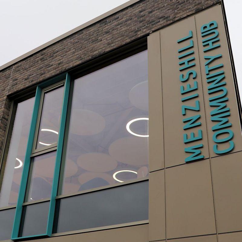 Menzieshill Community Library Image