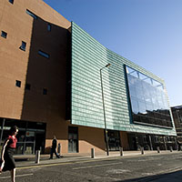 University of Abertay, Student Centre  Image