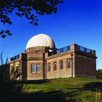 Mills Observatory Image