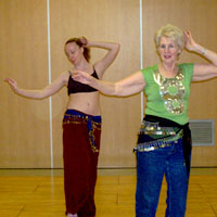 Belly Dancing Image