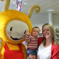 Bookbug - Baby and Toddler Image