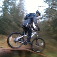 Level 2 Mountain Bike Leadership Award Training Image