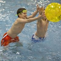 Easter Parties at Lochee Swimming and Leisure Centre Image