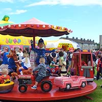 Dudhope Park Fun Day Image