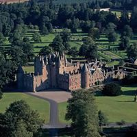 Glamis Castle Image