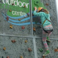 Indoor Rock Climbing Image