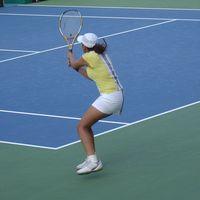 Mini Orange Tennis (8-9 years) Image