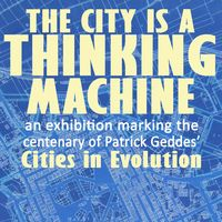 The City is a Thinking Machine Image