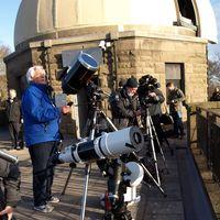 Summer Planetarium Shows Image
