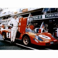 Steve McQueen: The Man and Le Mans Image