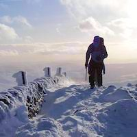Intro to Winter Mountaineering (Age 18 ) Image