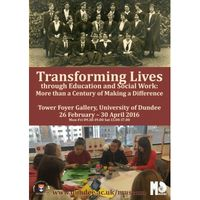 Transforming lives through Education and Social Work: More than a Century of Making a Difference Image