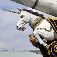 HM Frigate Unicorn Image