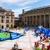 Come and Try Day with Leisure and Culture Dundee Image