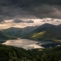 Beneath Scotland